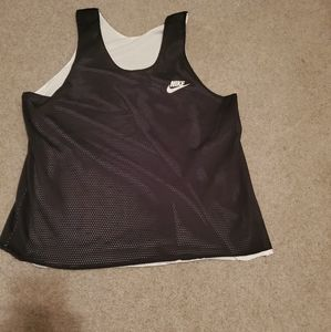 Nike reversible shirt tank top